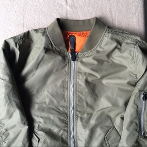 Alpha Industries L-2B Scout jacket, stratos